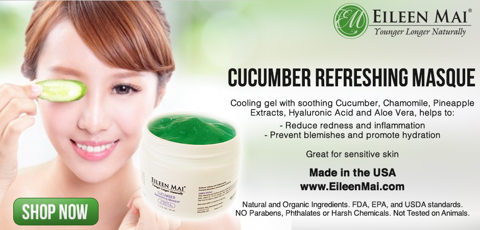 cucumber masque E