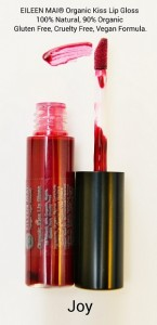 Organic Kiss Lip Gloss - JOY