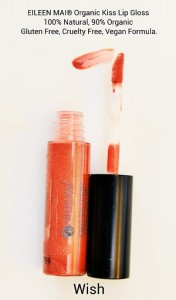 Organic Kiss Lip Gloss - WISH