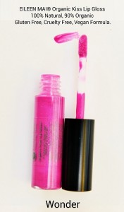 Organic Kiss Lip Gloss - WONDER