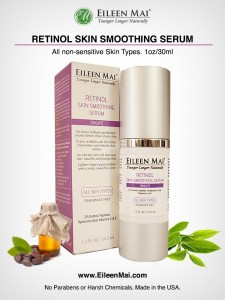 Retinol Serum with pics