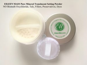 Natural Silky Skin Translucent Setting Powder