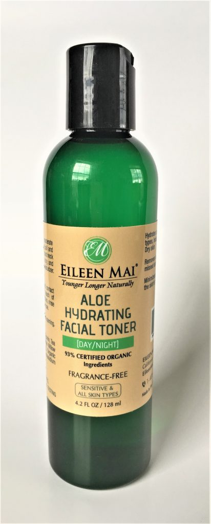 Aloe Hydrating Facial Toner