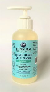 Clear and Bright Gel Cleanser