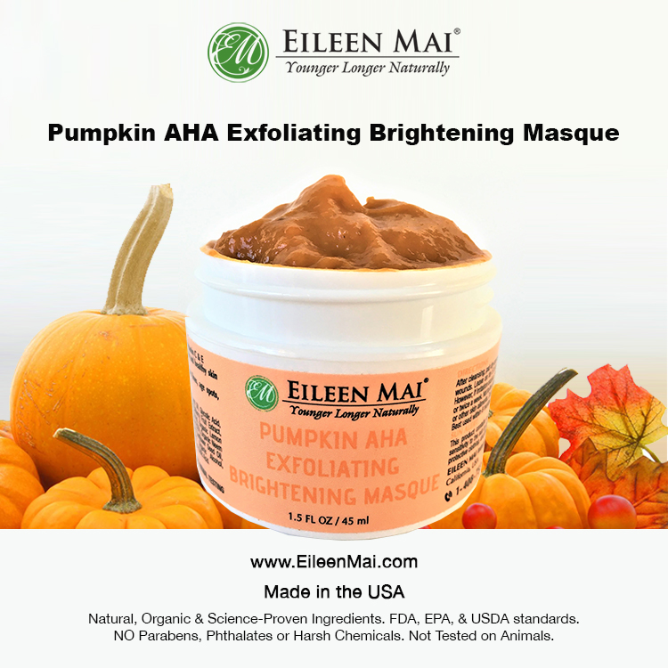 Pumpkin AHA Exfoliating Brightening Masque