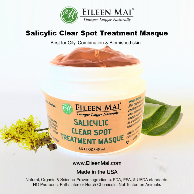Salicylic Clear Spot Treatment Masque