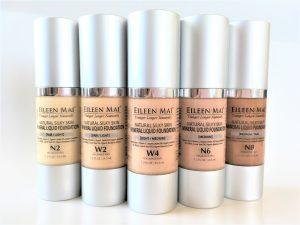 Natural Silky Skin Mineral Liquid Foundation